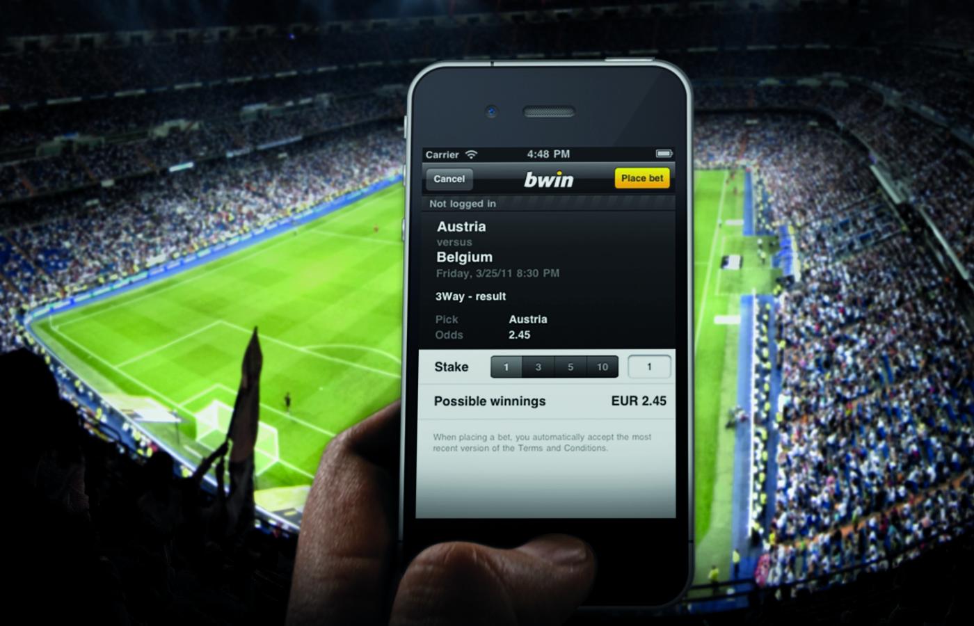 Où se rendre pour télécharger Bwin app mobile?