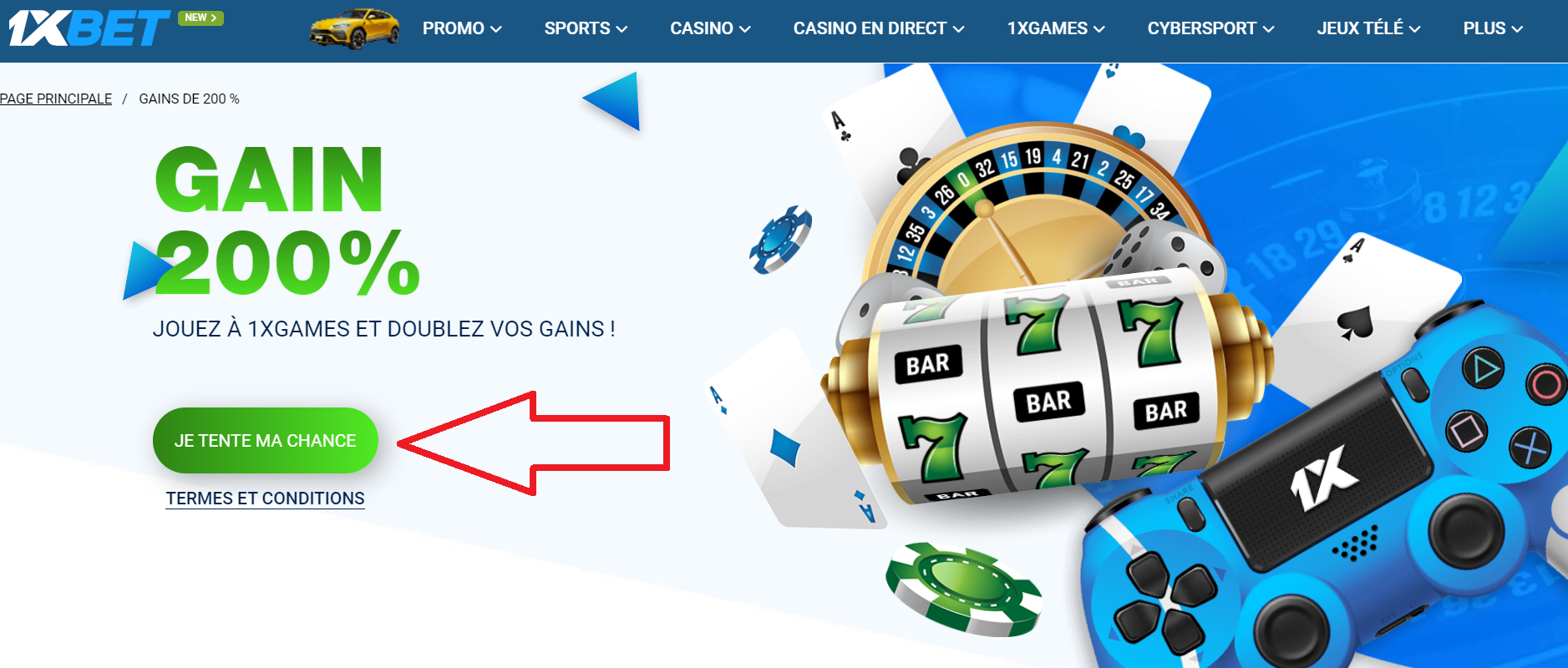 1xBet paris sportifs France - conclusion